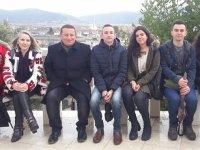 Geoparks Projesi toplantıları başladı