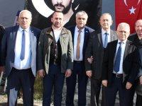 Hüseyin Eryüksel, Fırat Çakıroğlu'nun ölüm yıldönümü etkinliğine katıldı