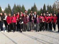 Bocce'de Akhisar'ın büyük başarısı