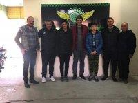 Yıldırımspor'un altyapısı yetenekleri kazandırmaya devam ediyor