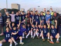 Yıldırımspor U-17 Türkiye Şampiyonasına katılma hakkı elde etti