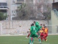Akhisarspor U19, son dakikada yıkıldı