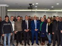 Başkan Ergün'den 608 konutluk proje müjdesi