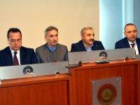 Millet İttifakı Adayları, ATSO'yu ziyaret etti