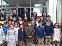 Özel Şefkat Anaokulu ve İlkokulu öğrencilerinden kurum ziyaretleri
