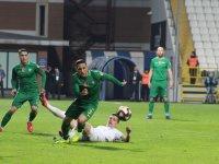 Akhisarspor, Ziraat Türkiye Kupasında yarı finalde