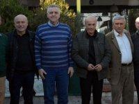 TÜRFAD, Köfteci Ramiz'i ziyaret etti