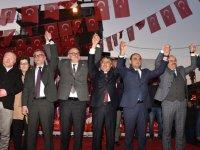 Cumhur İttifakından Ahmetli'de miting gibi açılış