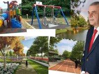 Hüseyin Eryüksel, Cumhuriyet ve Efendi Mahallesine yaşam parkı projemiz hazır