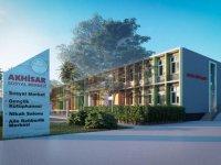 Hüseyin Eryüksel, eski belediye binası ile ilgili projesini açıkladı