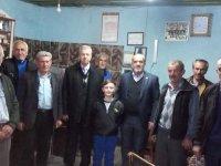 Ali Dursun'dan Karayağcı, Akçeşme Ve Sarıçalı ziyareti