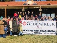 """Özdemirler'in bu seferki yönü """"Buldan Denizli Bağbaşı Yaylası"""