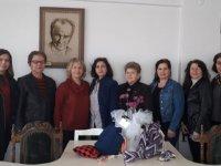 Akhisar'ın kadın seslerinin bu haftaki konuğu Hayriye Hacet oldu