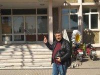 Ergun Karakaşlar  projelerini açıklamaya devam ediyor