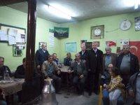 Saadet Partisi Belediye Başkan Adayı Ali Dursun, ziyaretlerine devam ediyor