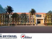 Hüseyin Eryüksel, Akhisar Sosyal Merkezi projesi detaylarını açıkladı