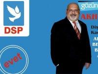 DSP Akhisar Belediye Başkan Adayı Kadir Arat