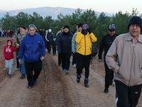 Doğa Yürüyüşünün 21. Hafta parkuru da Musaca parkuru oldu