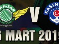 Akhisarspor, Kasımpaşa maçının bilet fiyatları açıklandı