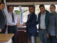 Akhisar Genç Memur-Sen Tıp Bayramını kutladı