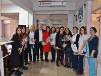 Besim Dutlulu, 14 Mart Tıp Bayramını kutladı