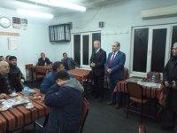Ali Dursun, Seyihahmet Mahallesi sakinleri ile buluştu
