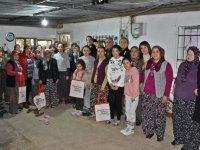 Dutlulu'dan kadınlara ekonomik destek sözü