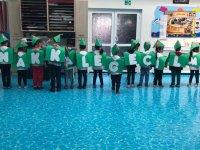 Zehra Muhittin Kavaklı Anaokulu, 18 Mart Çanakkale şehitlerini anma programı