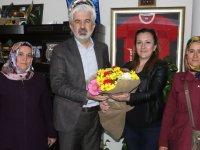 Cumhuriyet İlkokulu, okul aile birliğinden Başkan Hızlı'ya teşekkür