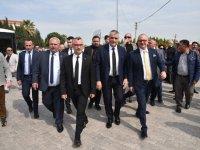Başkan Ergün'e Akhisar'da coşkulu karşılama