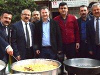GÖR-DER, Şehit Makbule için hayır düzenledi