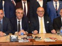Cumhur ittifakı adayları Ergün ve Eryüksel, Sivil Toplum Kuruluşları ile buluştu