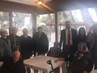 Akhisar Açık Ceza İnfaz kurumundan huzurevi ziyareti