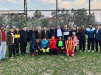 Dutlulu'dan amatör spor kulüplerine saha ve tesis müjdesi!