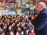 """Bakırlıoğlu; """"Tarım Bakanı Akhisar'a baktı baktı gitti"""""""