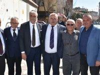 """Eryüksel; """"Büyükşehir ile birlikte Akhisar'da belediyecilikte destan yazacağız"""""""