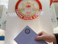 Akhisar'da 31 Mart'ta oy kullanacak seçmen sayılı belli oldu