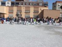 Ülkü Ortaokulunda renkli nevruz kutlaması