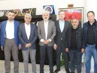Akhisarlı Erzurumlulardan, Belediye Başkanı Salih Hızlı'ya teşekkür