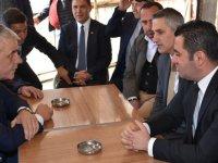 Hüseyin Eryüksel, Spor toto Teşkilat Başkanını konuk etti