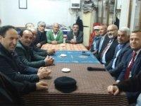 DSP'li adaylar Arat ve Gündüz, seçim çalışmalarına devam ediyor