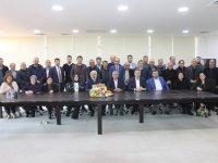 AK Parti Akhisar İlçe Teşkilatından, Salih Hızlı'ya ziyaret