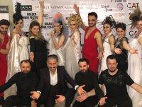 Türkiye Golden Hair Saç Festivaline Akhisarlılar damga vurdu