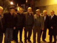 DSP'li adaylar mahalle çalışmaları sürdürdü