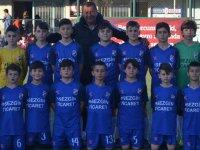 Yıldırımspor U11 takımı Pınarbaşı Cup'ta üst tura çıkmayı garantiledi