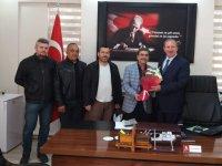 Berberler Odası, Yaşlılar haftasında Huzurevini ziyaret etti