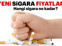 Sigaraya zam geldi! 2019 yeni sigara fiyatları ne kadar? 6 Nisan sigara zammı ile yeni güncel fiyatlar!