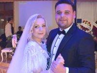 Çilen ve Ahmet muhteşem bir düğün ile dünya evine girdi