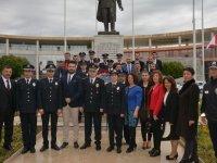 Polis Teşkilatının Kuruluşunun 174. yıldönümü törenle kutlandı