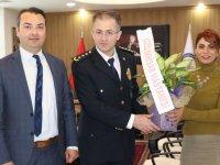 Özel Akhisar Hastanesi'nden Pınar'a 10 Nisan Polis Teşkilatı Haftası Kutlaması